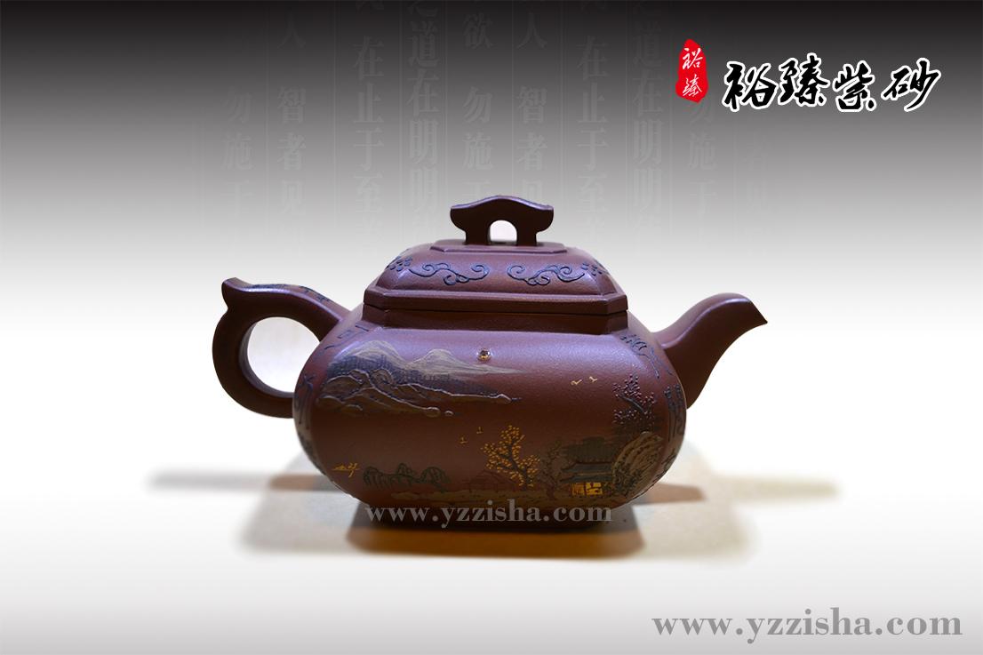 紫砂壶的气孔结构既擅于吸附茶汤