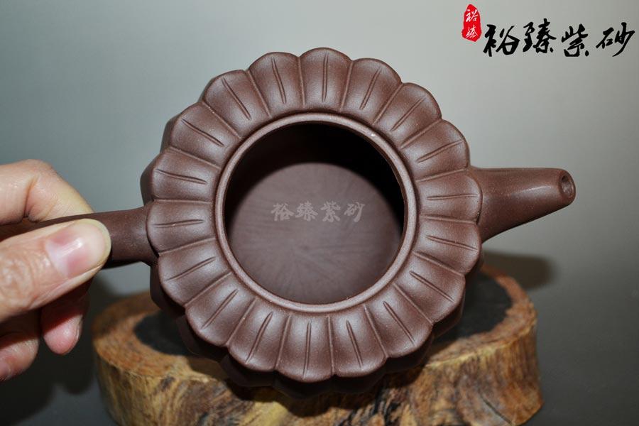 结构复杂的茶壶